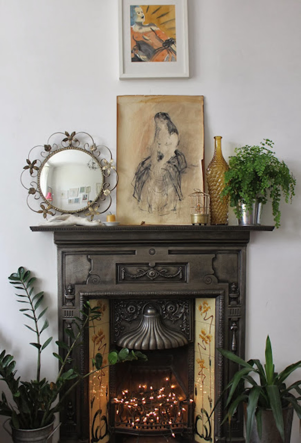 At Home Decorating With Plants Life Unstyled