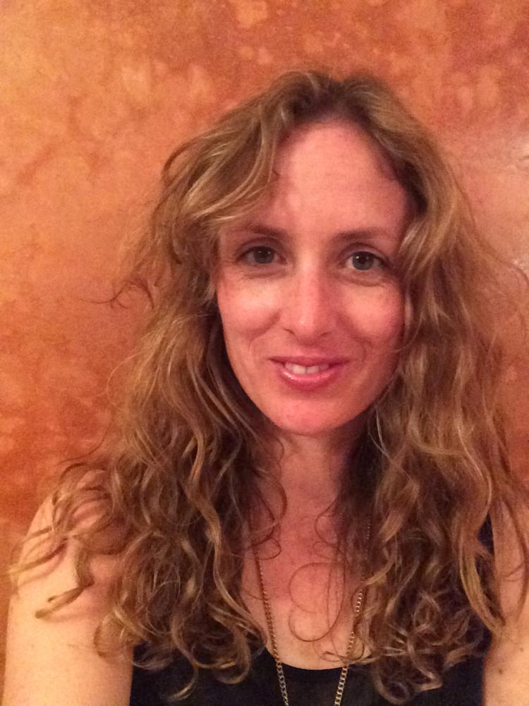 Emily Henson in Morocco