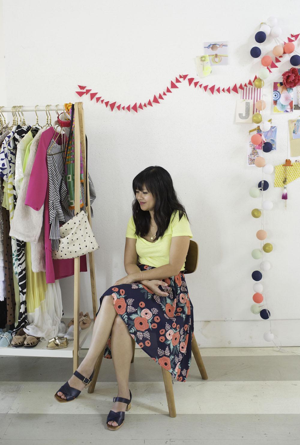 Joy Cho on Life Unstyled 1