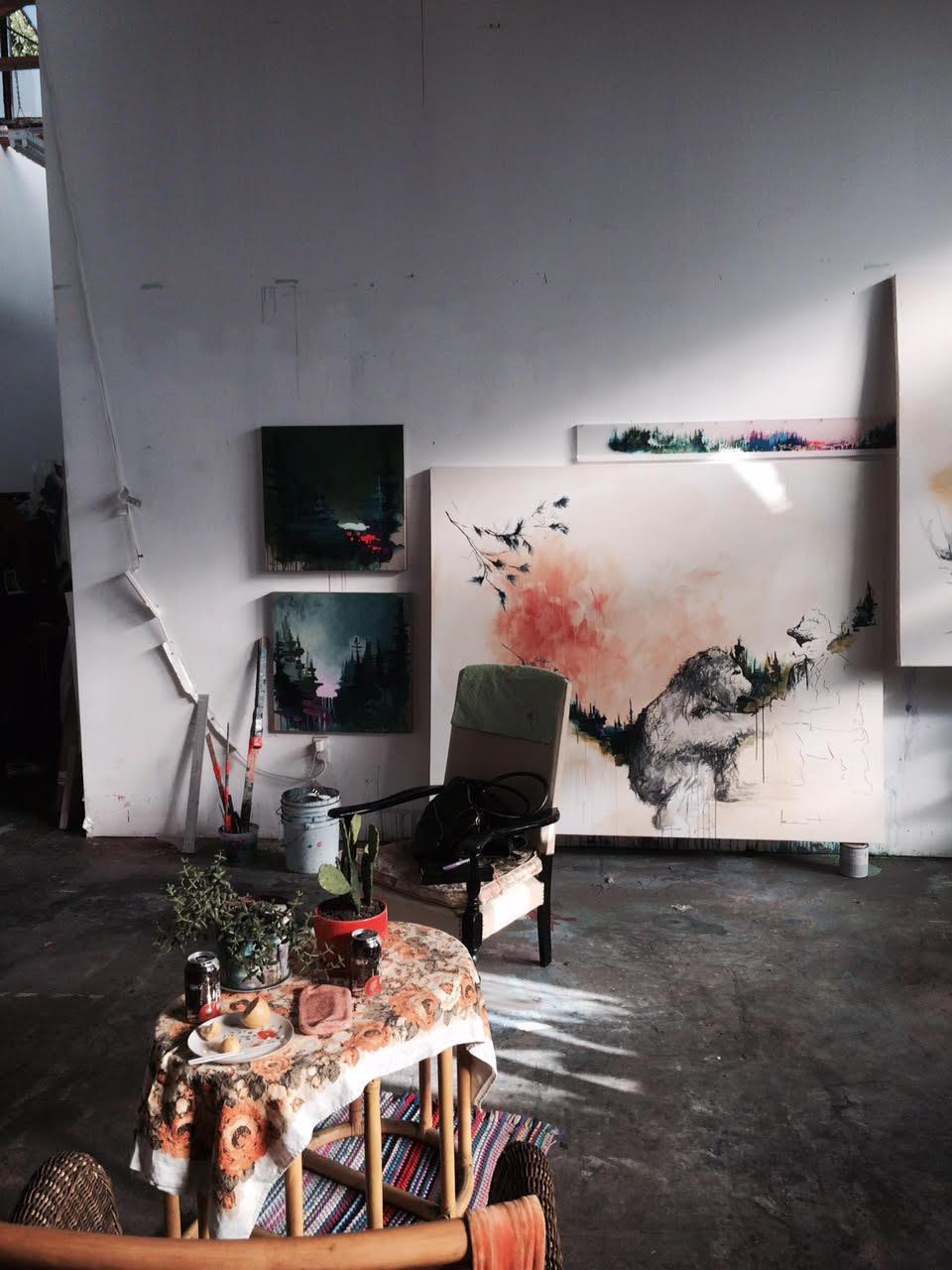 Kim West Studio 1