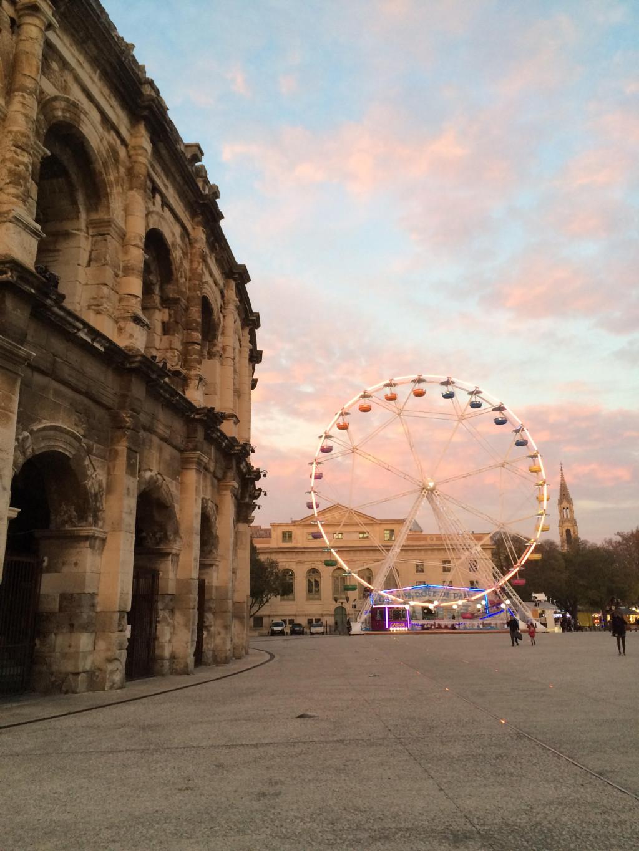 Nimes Ferris Wheel on Life Unstyled