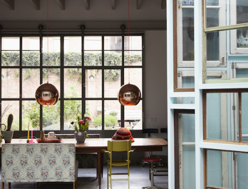 Life Unstyled Bohemian Modern dining