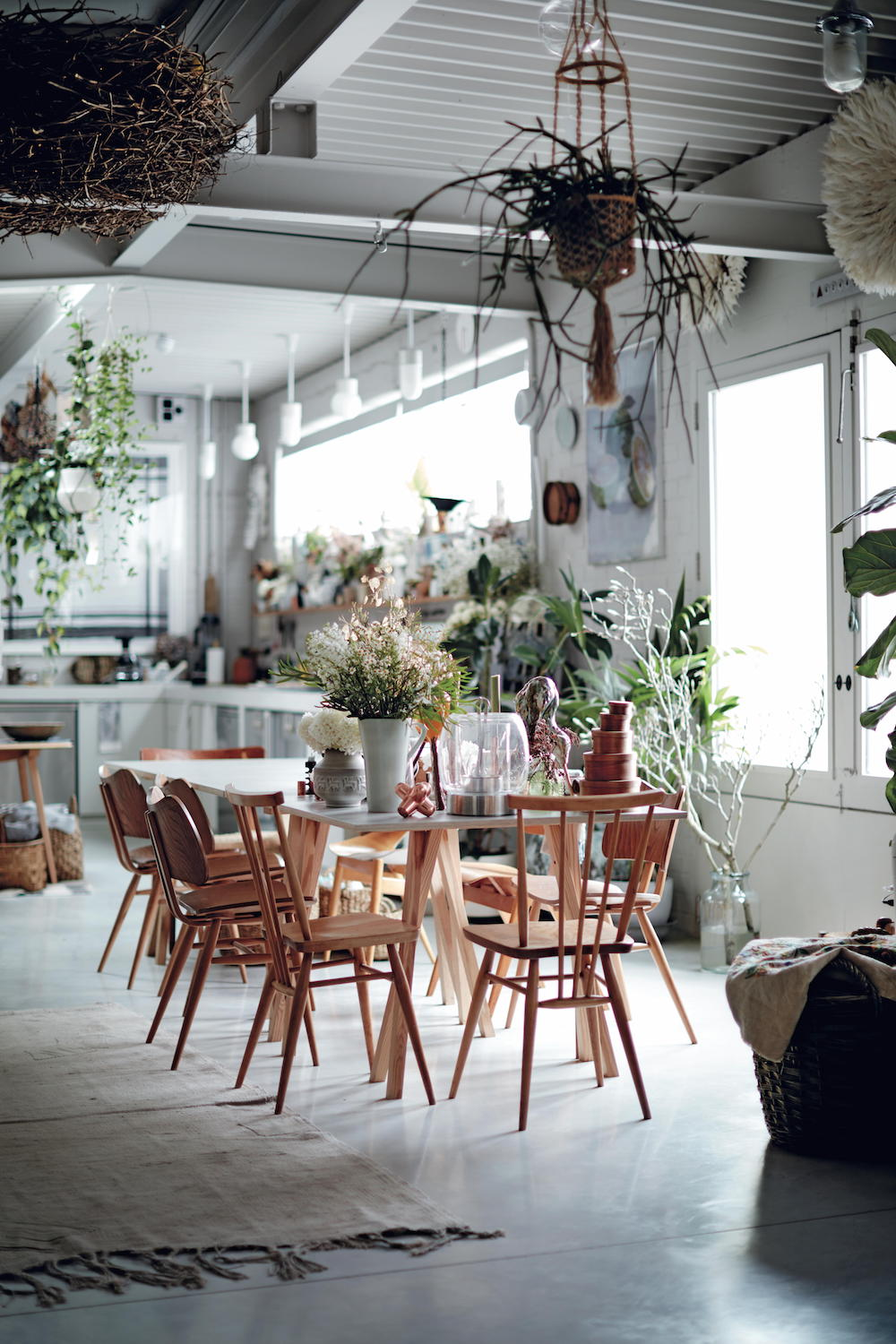 Islington loft in Life Unstyled by Emily Henson