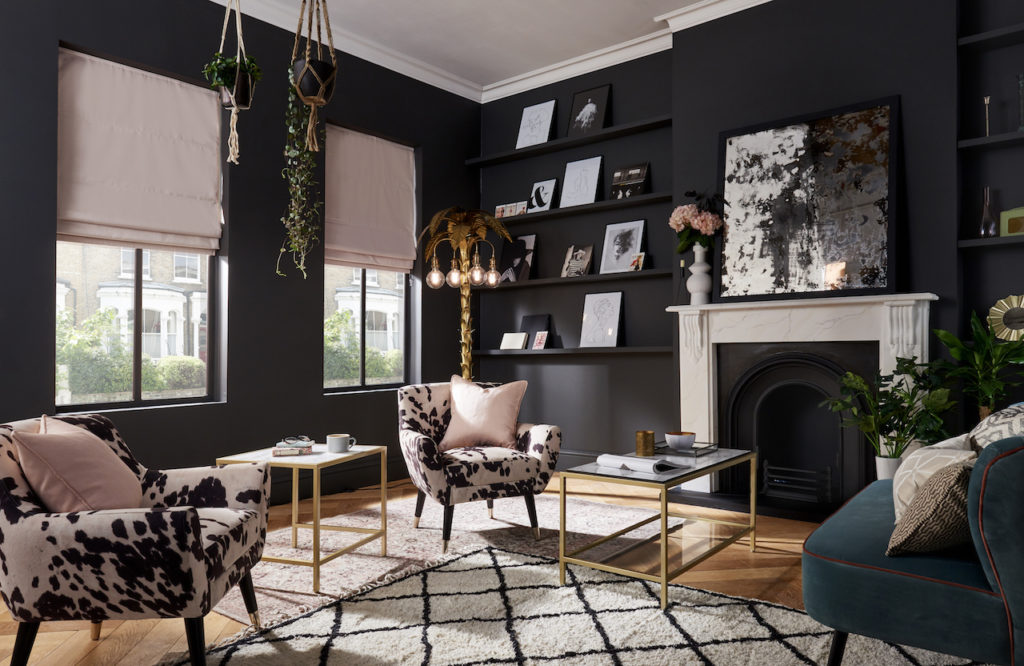 I want that style modern rustic for hillarys life unstyled kate watson smyths luxe urban glamour room solutioingenieria Images